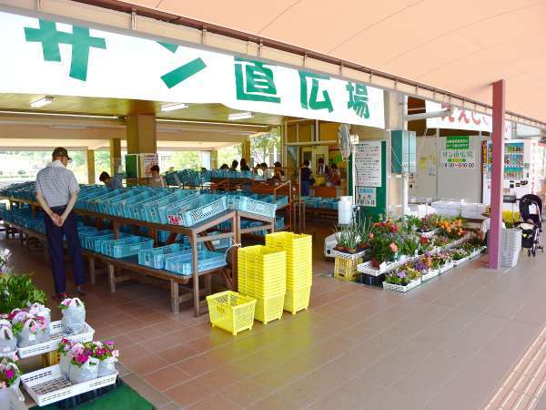 新鮮な野菜や果物がこのお値段で♪岡山は美味しい食材がいっぱいです。