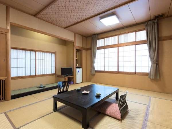 【長生館 和室一例】