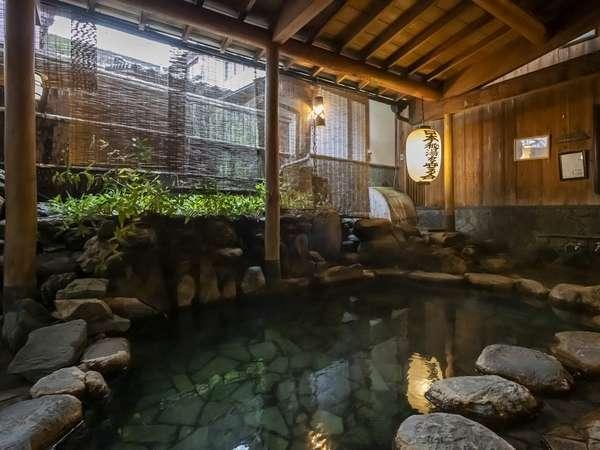 山陰で最も古い温泉。1200年前から続く山陰最古の湯といわれる温泉です。