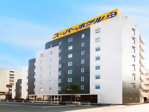 外観(スーパーホテル品川青物横丁)