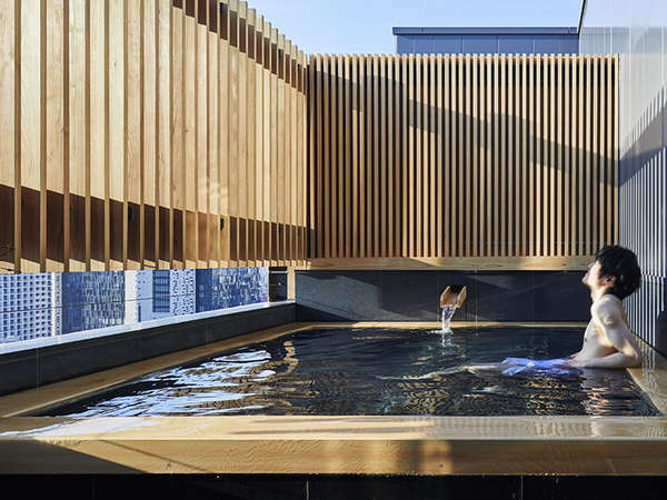 18F温泉大浴場 露天風呂
