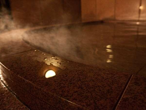 男性温泉効能:肩こり・腰痛・冷え性・疲労回復