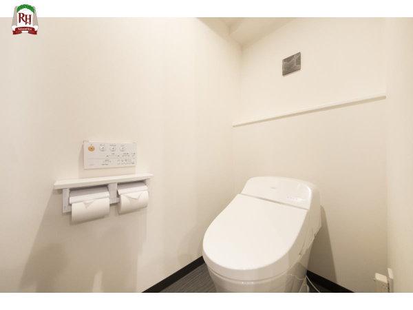 ~ツインルームA・B~ バスルーム・トイレが分かれた構造となっております。