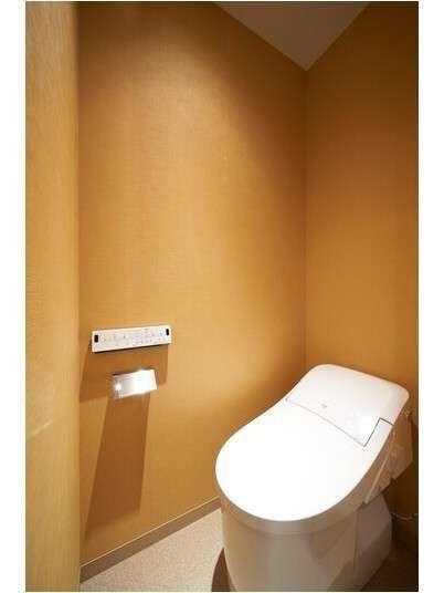 セパレートのウォシュレット付きトイレ