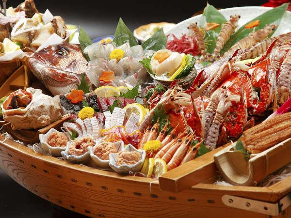 豊漁盛 瀬戸内料理を堪能出来る料理