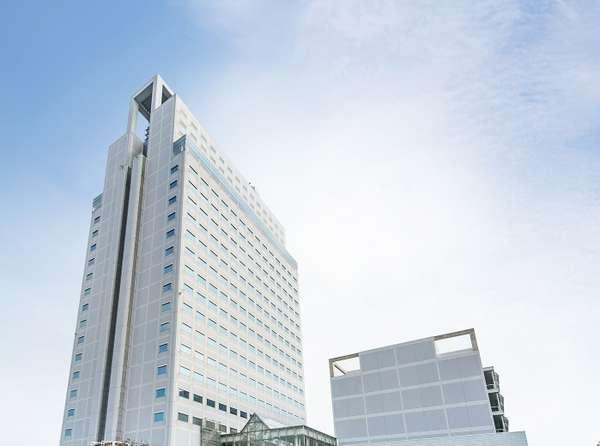 客室は高層階だけ♪八景島へいちばん近いホテルです!