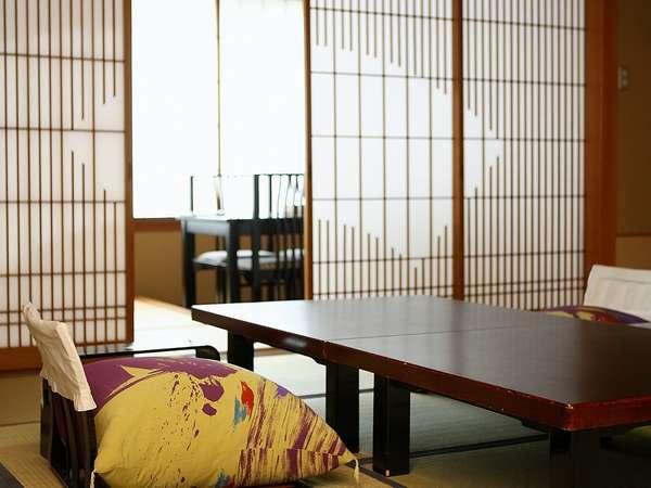 日本建築の技の心が息づくやすらぎの空間が魅力です