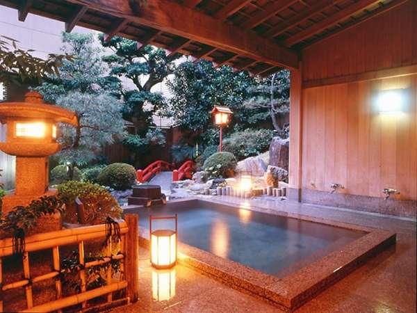 【平野屋】ラグーナ車3分☆90年余りの歴史重ねる老舗宿☆天然温泉「美白泉」