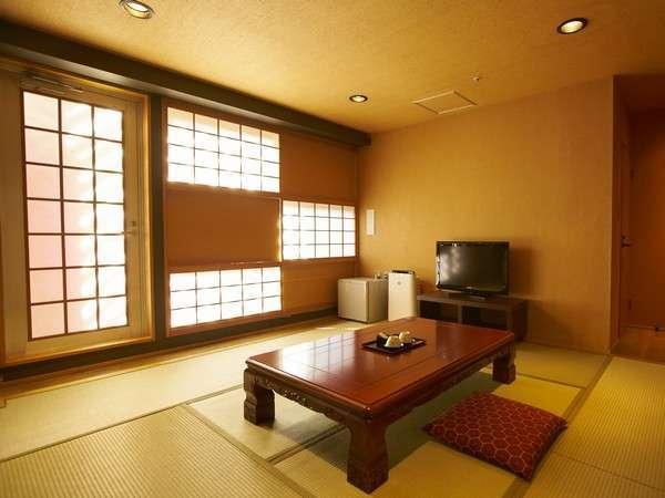 ③和室(29平米/露天風呂付)