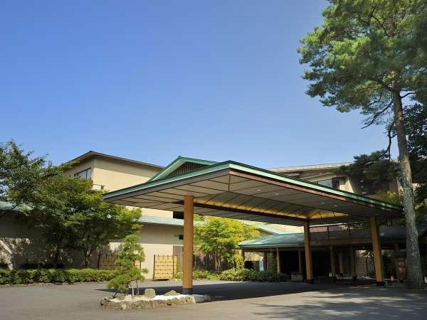 浄土ヶ浜パークホテル【ホテル外観】