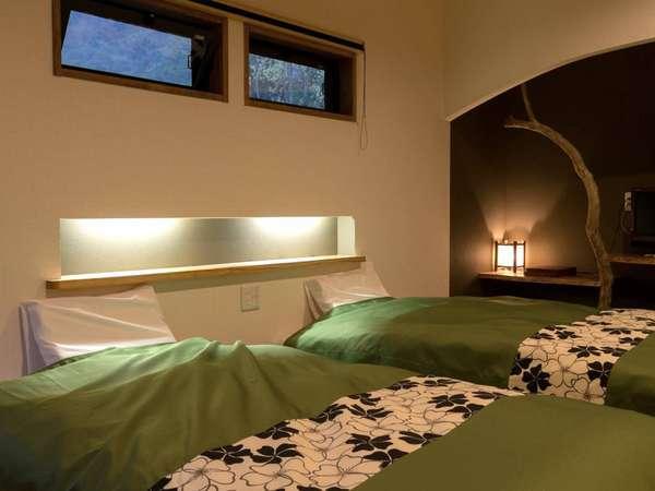 【別邸】寝室