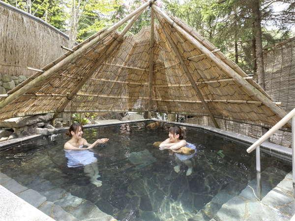 【盛岡つなぎ温泉 愛真館】お風呂のはしごもいいもんだ♪豊富な温泉と多種多様なお風呂が人気