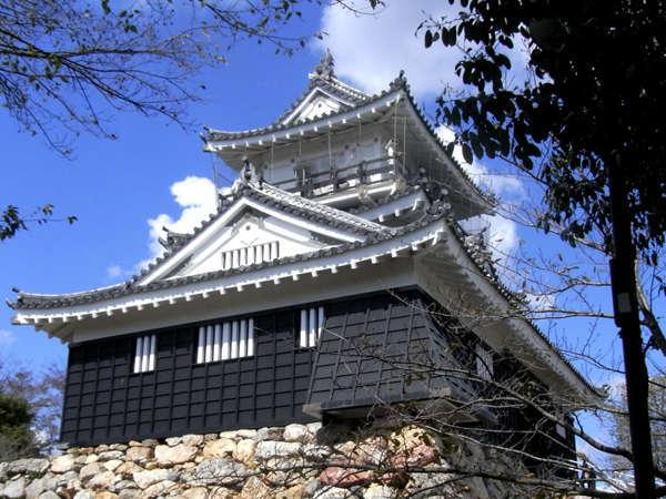 <浜松城>家康により改修され、歴代当主の多くが幕府の重役についた出世城