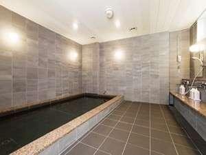 大浴場のご利用は、時間帯別男女入替制。一日の疲れを癒して下さい。