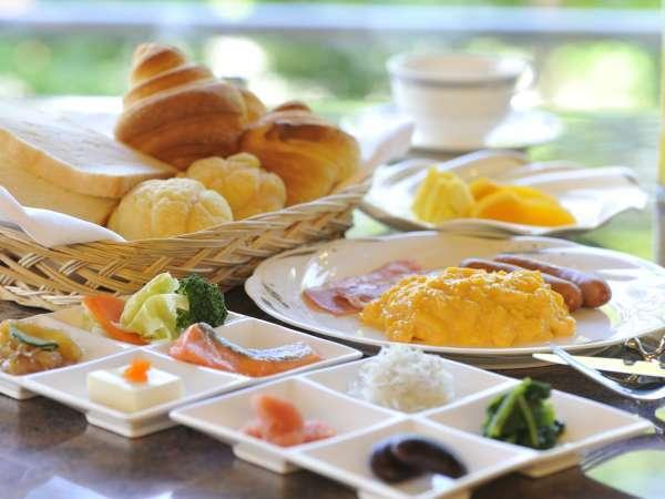 【ダイニング】朝食バイキング