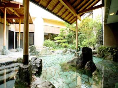 讃水館・1階・大浴場・かぶきの湯