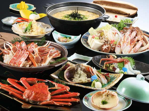 ■かに尽しプラン■かに料理伝統の味を守り続けてます!
