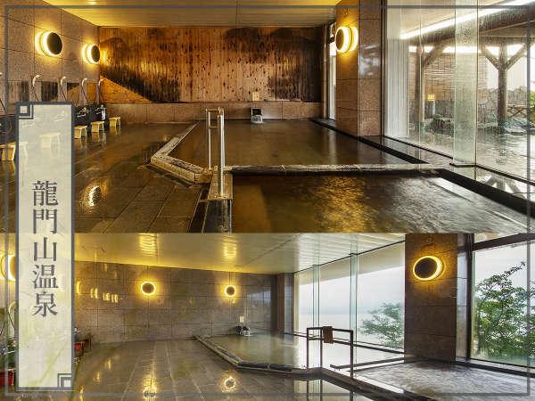 ◆和歌山の名湯『龍門山温泉』はお子様や女性にも嬉しい効能◆