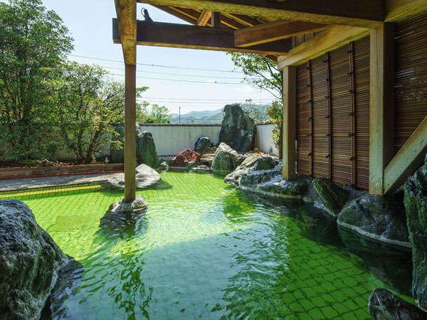 2階大浴場 花鏡(露天風呂)