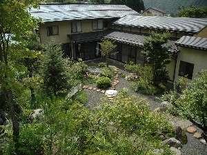 雰囲気のある日本庭園