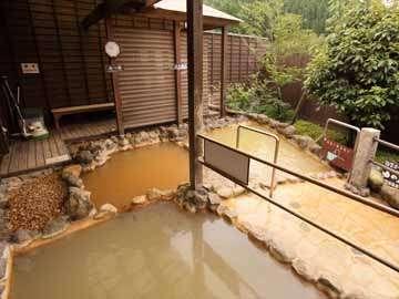 ●長湯温泉●女性露天風呂●あつ湯・ぬる湯・たち湯など、こだわりの露天風呂がとっても人気です。