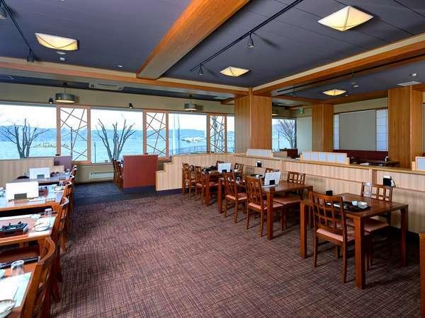 レストラン「妙菜庵(みょうさいあん)」 平成25年4月リニューアル★落ち着いた色調の空間に♪