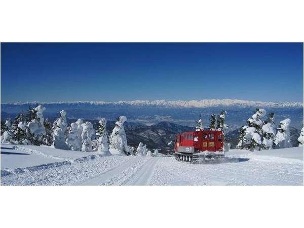 菅平高原スノーリゾートスノーキャット