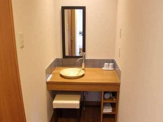 各お部屋に洗面台・トイレ完備
