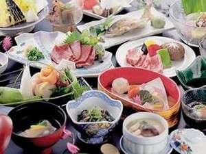 【会席】旬の食材を生かしたボリュームたっぷりの会席(一例)