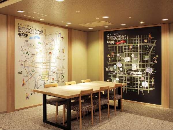 【DOKOIKO!マップ】季節に応じてスタッフがおすすめの観光地や見所をコメントで紹介
