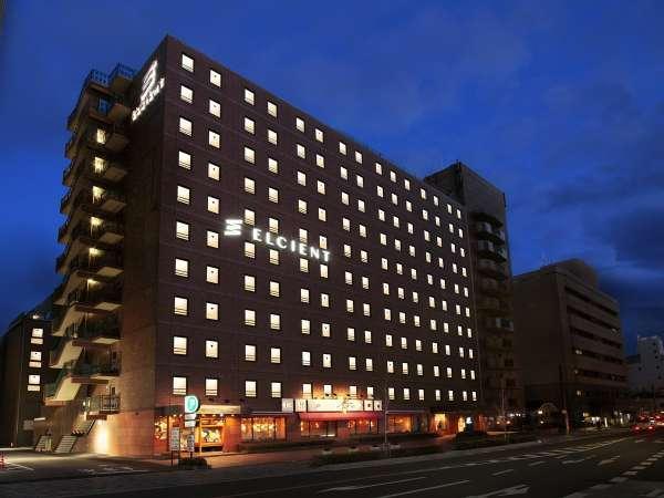 <<外観>>京都駅八条東口より徒歩2分