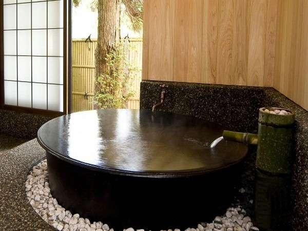 竹林庵のお風呂