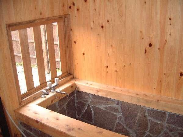 2間のお部屋の内風呂