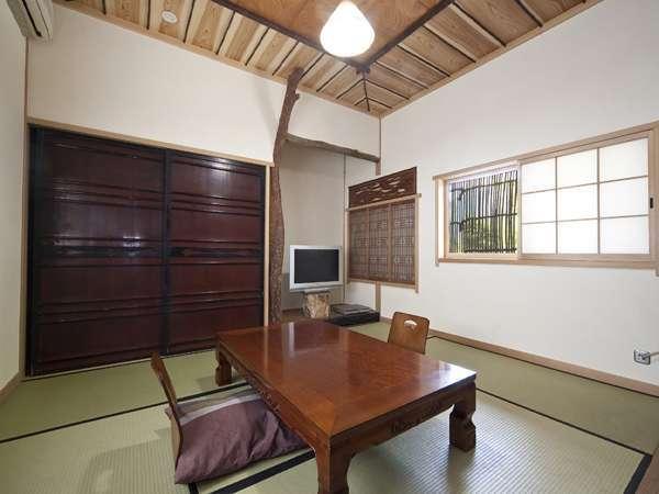 竹林庵の和室
