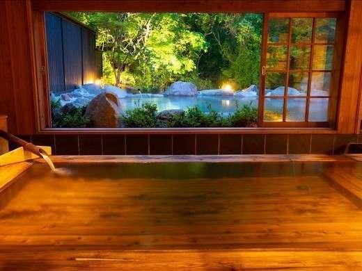 たゆたゆの湯(大浴場)