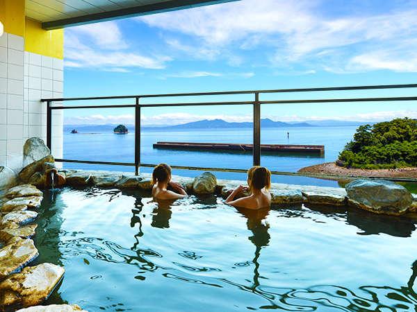 【東洋九十九ベィホテル】一面の海と感動の朝日を望む 源泉掛流し露天と料理自慢の宿