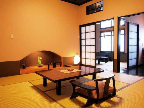 【本館】和モダンなお部屋(2階客室)一例