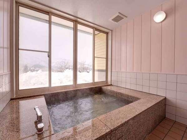 【お風呂】ジェットバスを完備した湯船