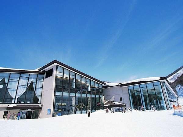 ◆スキーシーズン ゲレンデ直結!玄関を一歩出たら銀世界♪