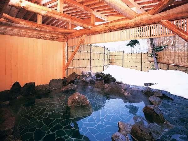 ◆冬には雪見露天をお楽しみいただけます☆