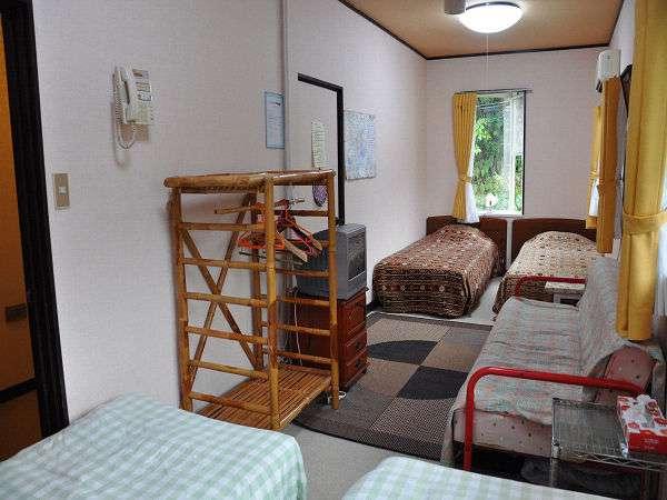 【10畳のお部屋】部屋での時間をお楽しみ下さい。