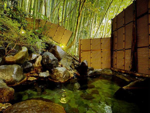 「竹林の湯」は1日3組様限定で貸切利用も可