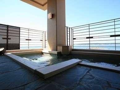 大浴場『天海の湯』露天風呂