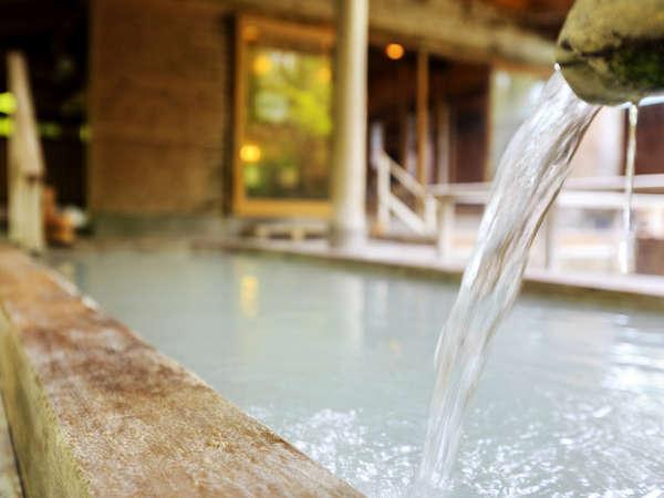 湯めぐりの楽しみオリエンタルガーデン大浴場【湯処ひのき】
