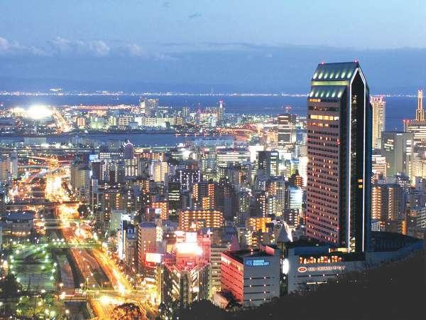 【外観】*夜景*神戸の夜といえば夜景。山の手から見下ろす神戸の街は絶景です。