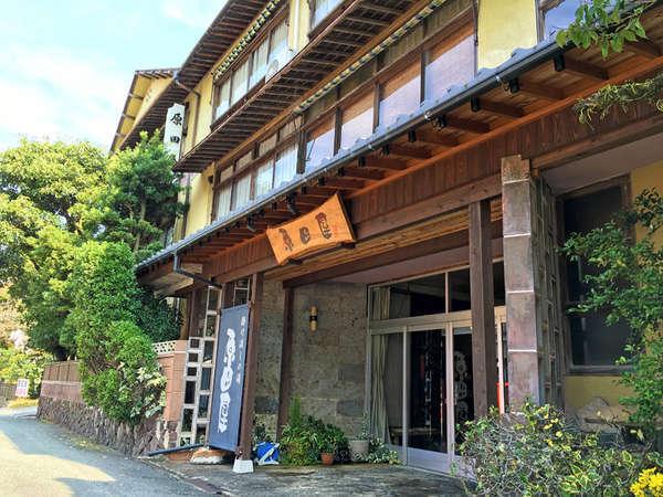 【原田屋旅館】温かいふるさとの味とおふくろの心でお出迎え。源泉かけ流しの宿