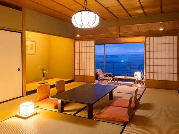 ■舟の棟 客室一例■