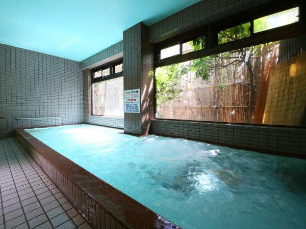 ■大浴場 他に貸切風呂もございます