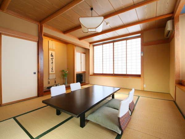 ■弘法館 和室10畳のお部屋一例