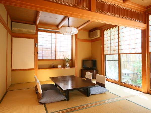■弘法館和室12畳 明るい1番広いお部屋